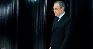 MADRID, SPAIN - NOVEMBER 23:  Real Madrid CF president Florentino Perez arrives at his press conference at Estadio Santiago Bernabeu on November 23, 2015 in Madrid, Spain.  (Photo by Gonzalo Arroyo Moreno/Getty Images)